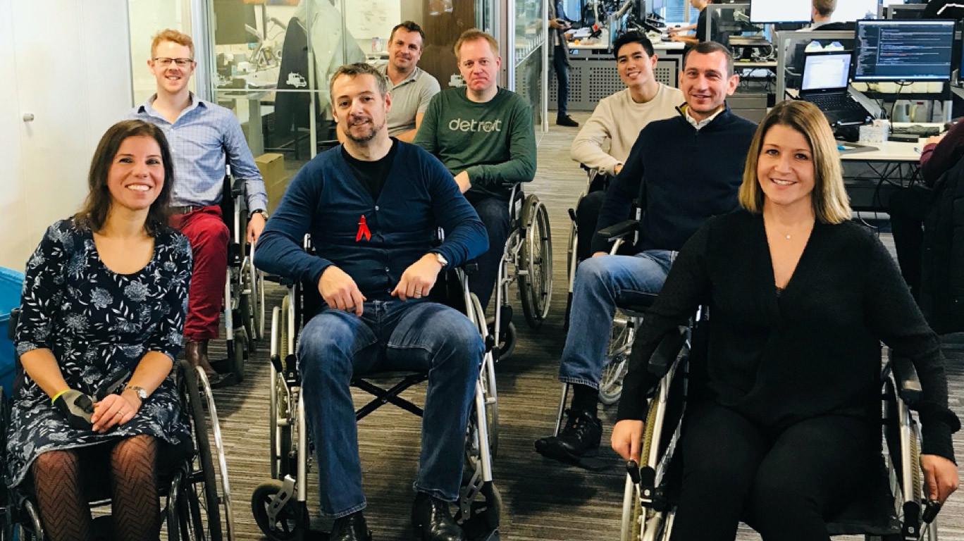 Diverse Matters Wheelchair