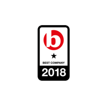 Award Best Company 2018
