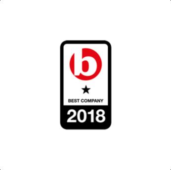Award Best Company 2018